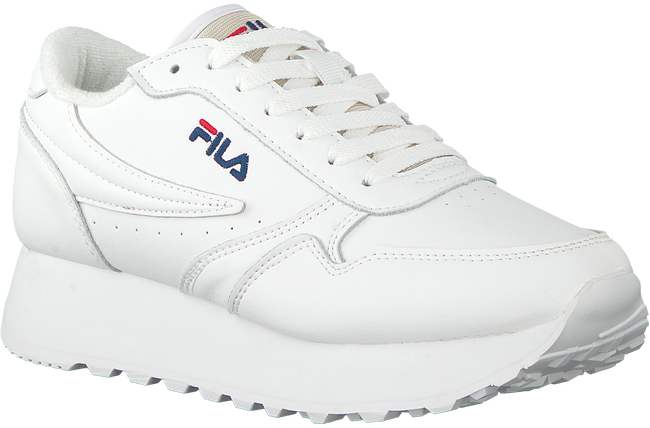 white FILA shoe ORBIT ZEPPA L WMN  - large