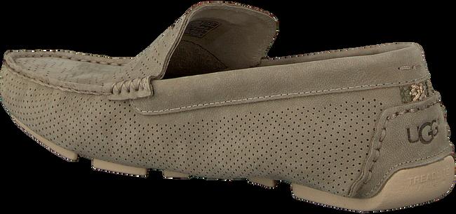 green UGG shoe HENRICK STRIPE PERF  - large