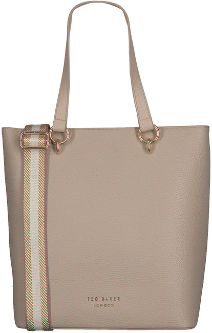 Taupe TED BAKER Umhängetasche AMARIE  - large