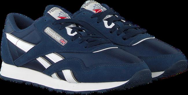 Blaue REEBOK Sneaker CL NYLON MEN  - large