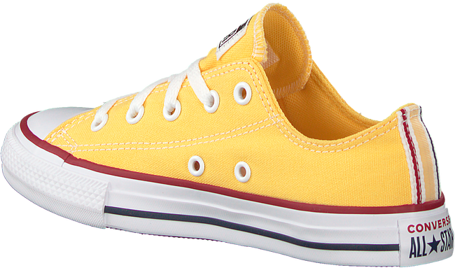 Mehrfarbige/Bunte CONVERSE Sneaker low CHUCK TAYLOR ALL STAR OX KIDS  - large