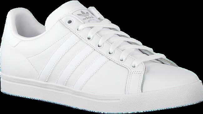 Weiße ADIDAS Sneaker COURTSTAR  - large