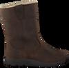 Braune TIMBERLAND Hohe Stiefel METROROAM 8 IN WP PO KIDS - small
