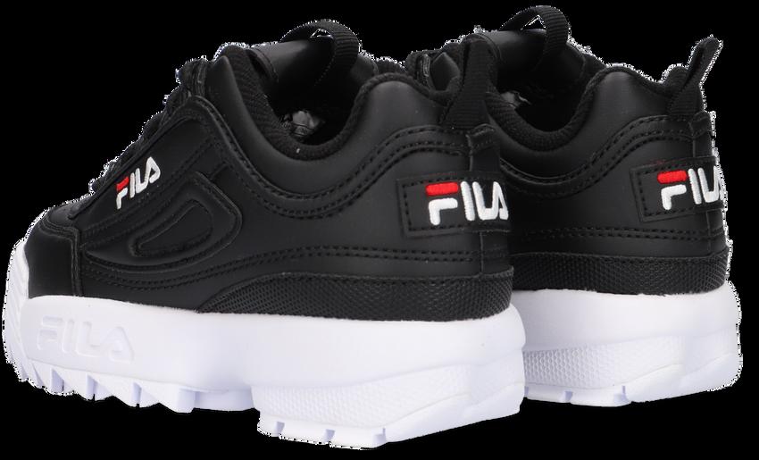 Weiße FILA Sneaker DISRUPTOR KDS - larger