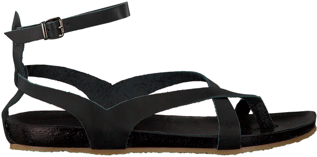 Schwarze RED RAG Sandalen 79128 - large