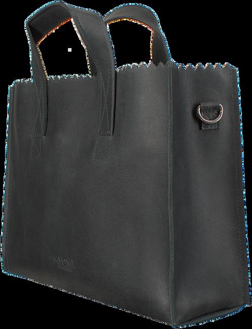 Schwarze MYOMY Handtasche HANDBAG CROSS-BODY - large