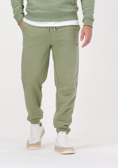 Grüne KULTIVATE Jogginghose TR COMFORT PANTS - large