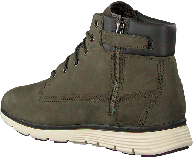 Graue TIMBERLAND Ankle Boots KILLINGTON 6 IN KIDS - large