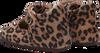 Cognacfarbene SHOESME Babyschuhe BP20S001  - small