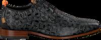 Schwarze REHAB Business Schuhe GREG TETRIS  - medium