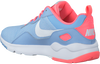 Blaue NIKE Sneaker LD RUNNER KIDS - small