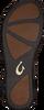 brown OLUKAI shoe NANA  - small