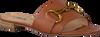 Cognacfarbene BIBI LOU Pantolette 520Z10VK-V20  - small