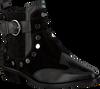 Schwarze BRONX Stiefeletten 47086 - small