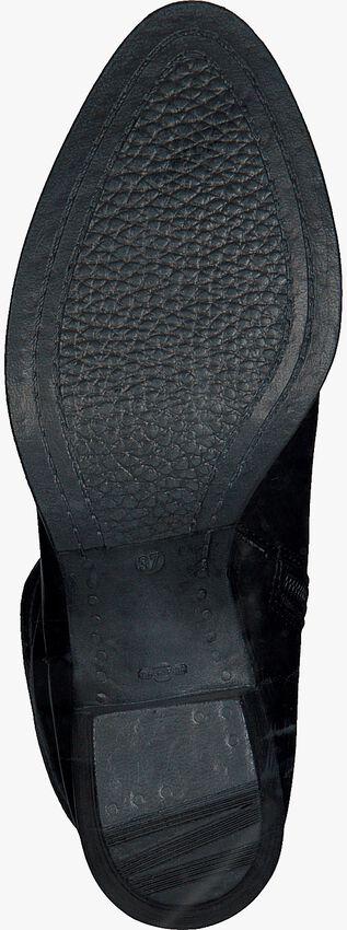 Schwarze OMODA Stiefeletten 8365  - larger