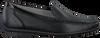 Schwarze WALDLAUFER Schnürschuhe HARRIET - small