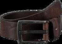 Braune LEGEND Gürtel 40691 - medium