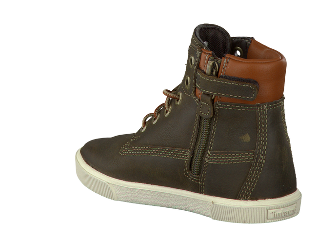 Grüne TIMBERLAND Ankle Boots EK6INLACE - large
