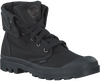 Schwarze PALLADIUM Ankle Boots BAGGY D - small