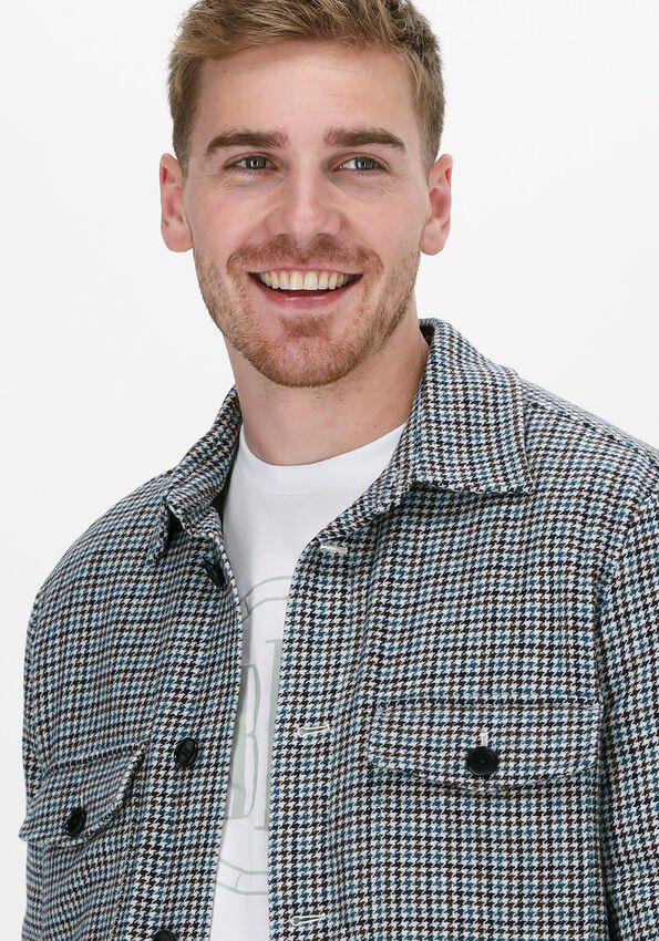 Mehrfarbige/Bunte SELECTED HOMME Jack SLHBONAIR HYBRID JKT G BROWN C - larger