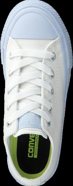 Weiße CONVERSE Sneaker CTAS II OX - large
