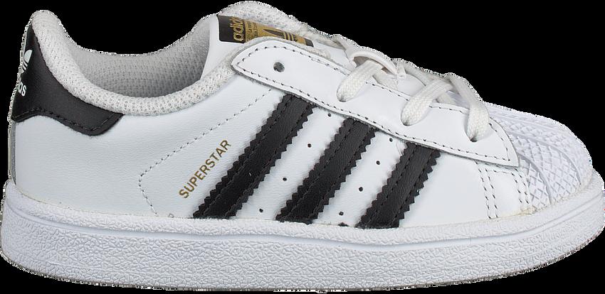 Weiße ADIDAS Sneaker SUPERSTAR I - larger