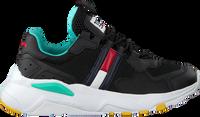 Schwarze TOMMY HILFIGER Sneaker low COOL RUNNER WMN  - medium