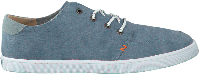 Blaue HUB Sneaker BOSS - large
