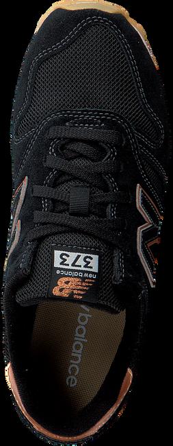 Schwarze NEW BALANCE Sneaker low WL373 DAMES  - large