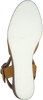 Gelbe UNISA Espadrilles JACER  - small