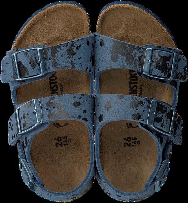 Blue BIRKENSTOCK PAPILLIO shoe MILANO KIDS  - large