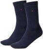 Blaue TOMMY HILFIGER Socken TH CHILDREN SOCK TH BASIC 2P - small