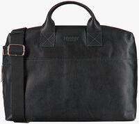 Schwarze MYOMY Laptoptasche MY PHILIP BAG BUSINESS  - medium