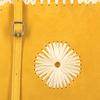 Gelbe UNISA Handtasche ZGOLUM - small