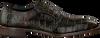 Grüne GIORGIO Business Schuhe HE974160  - small