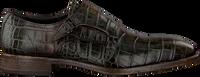 Grüne GIORGIO Business Schuhe HE974160  - medium