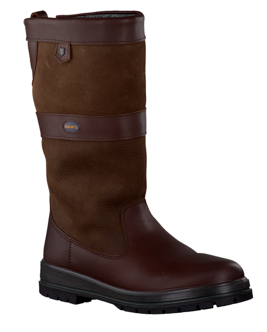 Braune DUBARRY Langschaftstiefel KILDARE - large
