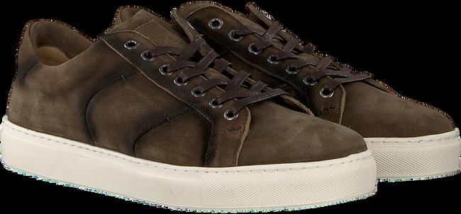 Braune GREVE Sneaker CLUB ZONE - large