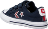Blaue CONVERSE Sneaker low STAR PLAYER 3V OX KIDS  - small