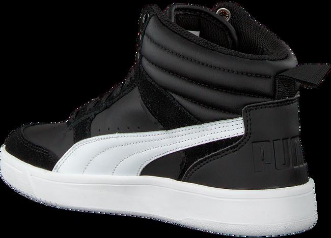 Schwarze PUMA Sneaker PUMA REBOUND STREET V2 JR - large