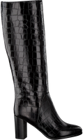 Schwarze NOTRE-V Hohe Stiefel GABIA  - medium