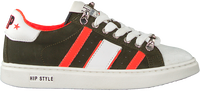 Grüne HIP Sneaker low H1344  - medium