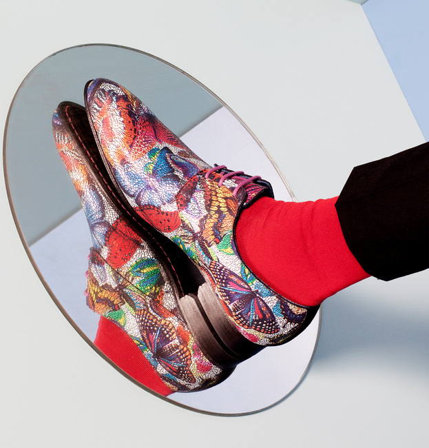 Lilane MASCOLORI Business Schuhe BUTTERFLY BREEZE - large