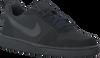 Schwarze NIKE Sneaker COURT BOROUGH LOW (KIDS) - small