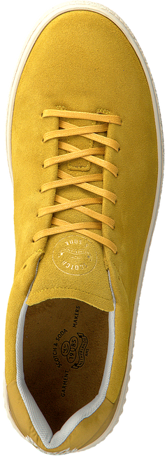 Gelbe SCOTCH & SODA Sneaker low BRILLIANT  - large