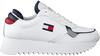 Weiße TOMMY HILFIGER Sneaker low HIGH CLEATED TOMMY JEANS  - small