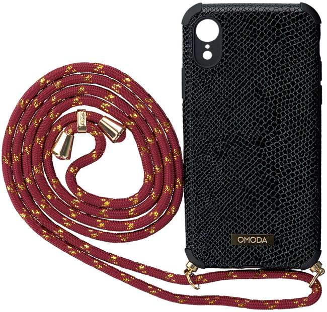 Rote OMODA ACCESSOIRES Handykette XR IPHONE KOORD  - large