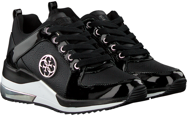 Schwarze GUESS Sneaker low JARYDS  - large
