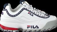 Weiße FILA Sneaker low DISRUPTOR KIDS  - medium