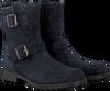 Blaue CLIC! Biker Boots 8383 - small